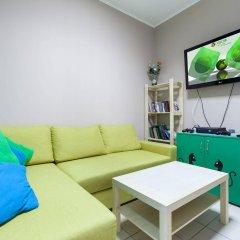 Nice Hostel Самара комната для гостей фото 2