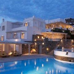Porto Mykonos Hotel бассейн фото 3