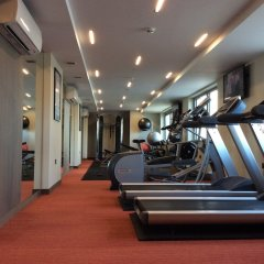 Clayton Hotel Chiswick фитнесс-зал