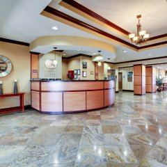 Отель Comfort Suites Vicksburg интерьер отеля фото 3
