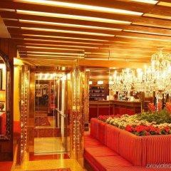 Отель Bergers Sporthotel гостиничный бар