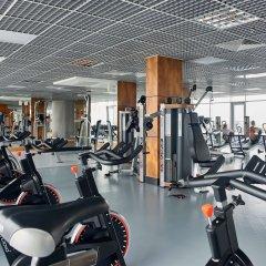 Отель Radisson Blu Калининград фитнесс-зал