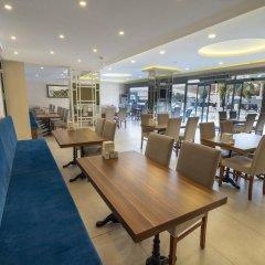 Azak Beach Hotel интерьер отеля