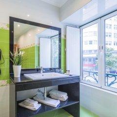 Отель Residencial Vila Nova Лиссабон ванная фото 2