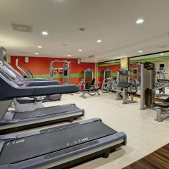 Гостиница Hampton by Hilton Волгоград Профсоюзная фитнесс-зал фото 2