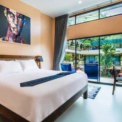 Отель CC's Hideaway 4* Улучшенный номер с разными типами кроватей фото 3
