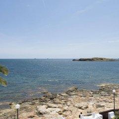 Отель Aparthotel Playasol Jabeque Soul пляж