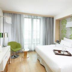 Отель Occidental Praha Five 4* Стандартный номер с различными типами кроватей фото 22