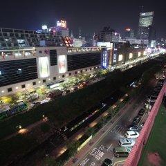 Отель Vatica Hotel Dongdaemun Южная Корея, Сеул - отзывы, цены и фото номеров - забронировать отель Vatica Hotel Dongdaemun онлайн балкон
