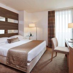 Galaxy Hotel Iraklio 5* Улучшенный номер с различными типами кроватей
