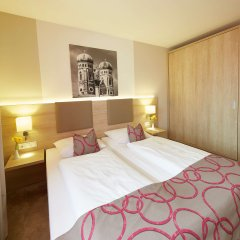 Отель Ghotel & Living Munchen-City Мюнхен комната для гостей фото 2