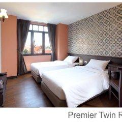 Отель Rambuttri Village Inn & Plaza 3* Стандартный номер с различными типами кроватей фото 14