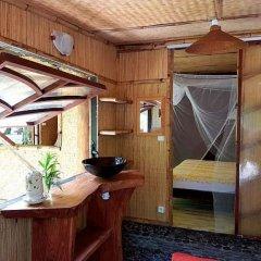 Отель Motu Mapeti - Tahiti Private Island удобства в номере