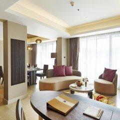 Отель Grand Mercure Phuket Patong 5* Стандартный номер с различными типами кроватей фото 3