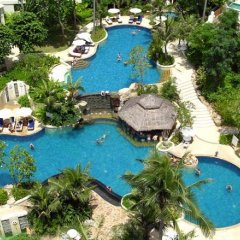 Отель Horizon Karon Beach Resort And Spa Пхукет балкон