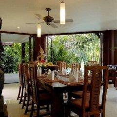 Отель Himmaphan Villa питание