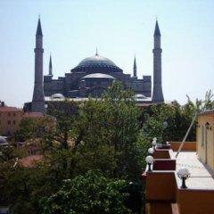 Istanbul Violet Apart Турция, Стамбул - отзывы, цены и фото номеров - забронировать отель Istanbul Violet Apart онлайн балкон
