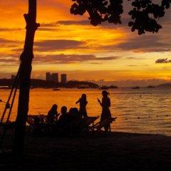 Отель Nantra Cozy Pattaya пляж фото 2