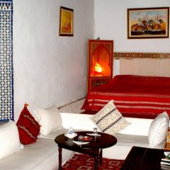 Отель Riad A La Belle Etoile комната для гостей