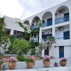 Отель Flisvos Греция, Агистри - отзывы, цены и фото номеров - забронировать отель Flisvos онлайн фото 2