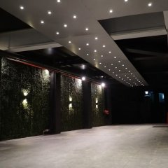 Отель City Colombo 02 парковка