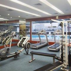 Cultural Hotel Guangzhou фитнесс-зал