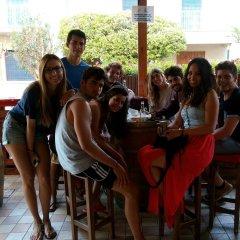 Jammin' Hostel Rimini гостиничный бар фото 4