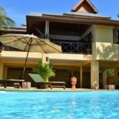 Отель Baan Luang Koh Lanta Ланта бассейн