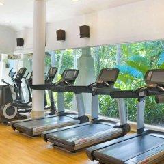 Отель Dusit Thani Krabi Beach Resort фитнесс-зал