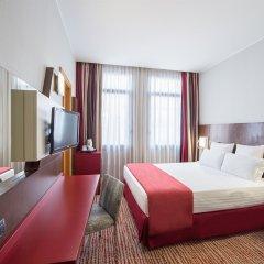 Отель Mercure Roma Piazza Bologna Италия, Рим - 1 отзыв об отеле, цены и фото номеров - забронировать отель Mercure Roma Piazza Bologna онлайн комната для гостей фото 3