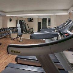 Отель Dan Carmel Хайфа фитнесс-зал