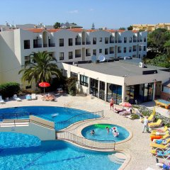 Отель Club Alvor Ferias бассейн