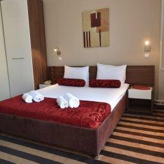 Отель Balkan Garni сейф в номере