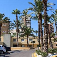 Hotel Port Alicante парковка