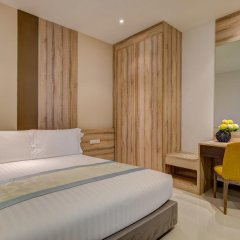 Отель The Pelican Residence & Suite Krabi Таиланд, Талингчан - отзывы, цены и фото номеров - забронировать отель The Pelican Residence & Suite Krabi онлайн комната для гостей фото 4