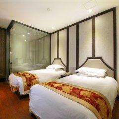 Отель Xiamen Feisu Gulangyu Yangjiayuan Hotel Китай, Сямынь - отзывы, цены и фото номеров - забронировать отель Xiamen Feisu Gulangyu Yangjiayuan Hotel онлайн комната для гостей фото 2