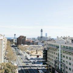 Отель Auto Hogar Испания, Барселона - - забронировать отель Auto Hogar, цены и фото номеров балкон