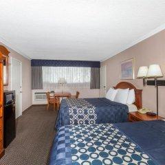 Отель Days Inn Airport Center LAX комната для гостей