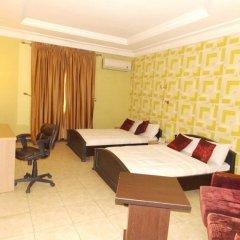 Thornberry Savannah Suite Hotel комната для гостей фото 4