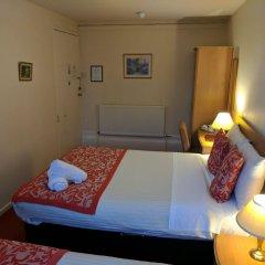 Отель Kelvin Apartment Великобритания, Глазго - отзывы, цены и фото номеров - забронировать отель Kelvin Apartment онлайн комната для гостей фото 4