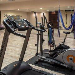 Dekelia Hotel фитнесс-зал фото 2