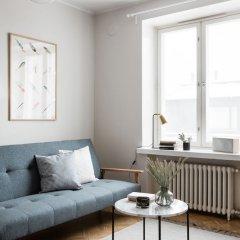 Апартаменты Central 2-Bedroom Design Apartment комната для гостей фото 4