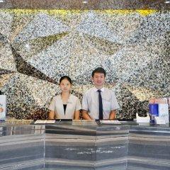 Отель Xige Garden Hotel Китай, Сямынь - отзывы, цены и фото номеров - забронировать отель Xige Garden Hotel онлайн интерьер отеля фото 2