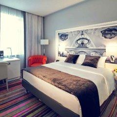 Гостиница Mercure Арбат Москва комната для гостей фото 2