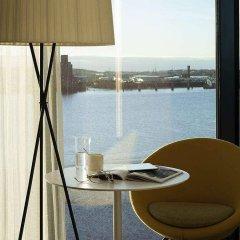 Отель Pullman Liverpool балкон
