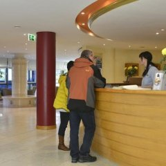 Отель Dorint Strandresort & Spa Ostseebad Wustrow интерьер отеля фото 2