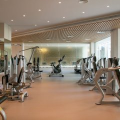NissiBlu Beach Resort in Ayia Napa, Cyprus from 124$, photos, reviews - zenhotels.com fitness facility