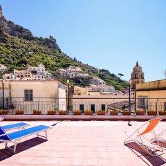 Отель Amalfi Hotel Италия, Амальфи - 1 отзыв об отеле, цены и фото номеров - забронировать отель Amalfi Hotel онлайн бассейн фото 3