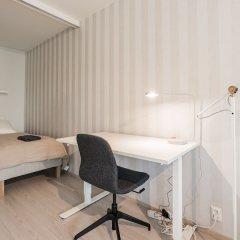 Апартаменты Local Nordic Apartments - Polar Bear Ювяскюля удобства в номере фото 2