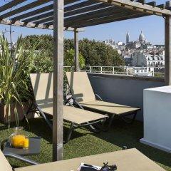 Citadines Apart`Hotel Montmartre Париж бассейн фото 3